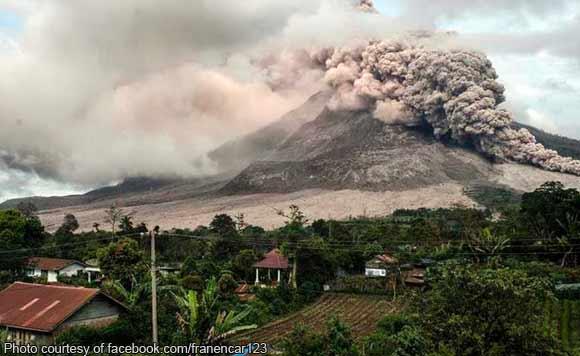 Kanlaon Volcano Getting More Restive
